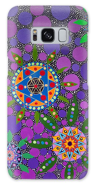 Ayahuasca Vision - The Healing Power Of Plants Galaxy Case