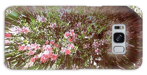 Azalea Bouquet Galaxy Case by Pamela Hyde Wilson