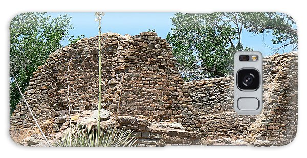 Aztec Ruins National Monument Galaxy Case by Laurel Powell