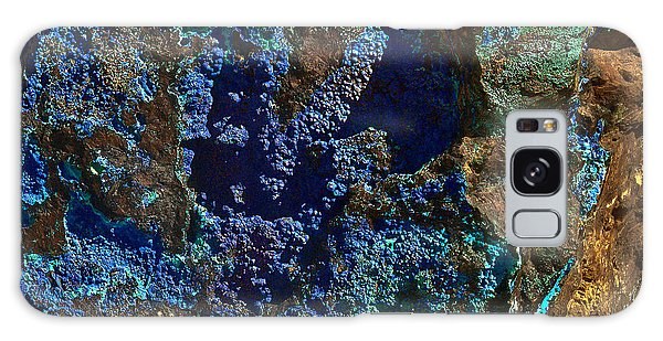 Azurite Galaxy Case