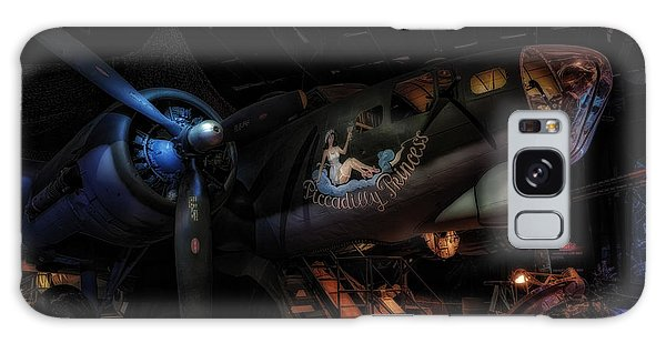 B-17 Exhibit In Hdr Galaxy Case