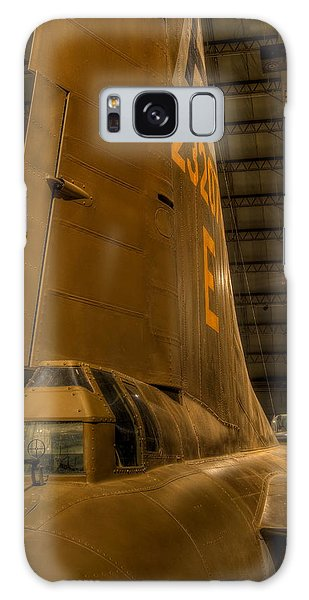 B-17 Tail Gunner Galaxy Case