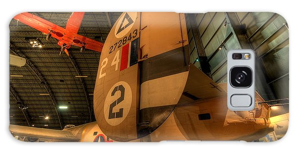 B-24 Liberator Tail Galaxy Case