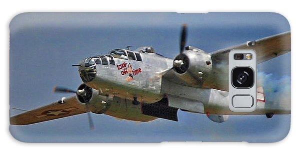 B-25 Take-off Time 3748 Galaxy Case