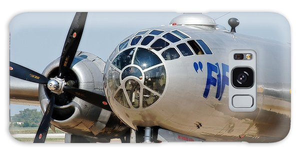 B-29 Bomber Fifi Galaxy Case