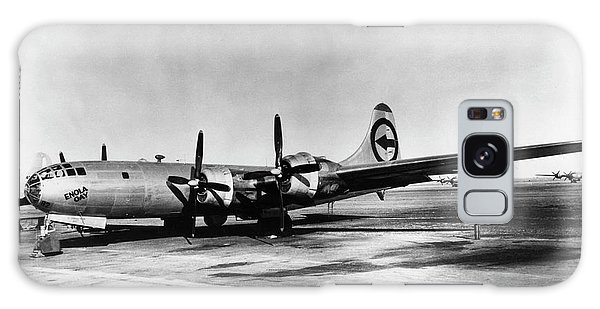 Bomber Galaxy Case - B-29 Enola Gay by Los Alamos National Laboratory/science Photo Library