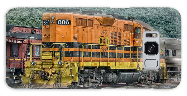 Wellsboro Galaxy Case - B And P 886 Emd Gp9 by Guy Whiteley