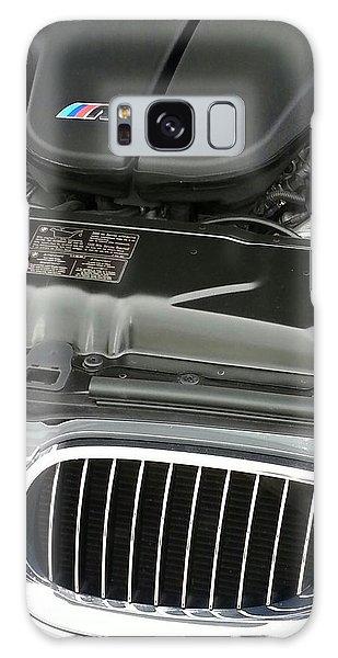 B M W M5 V10 Motor Galaxy Case