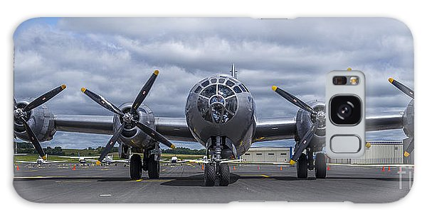 B29  Superfortress Galaxy Case by Steven Ralser