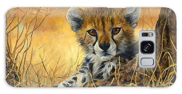 Baby Cheetah  Galaxy Case