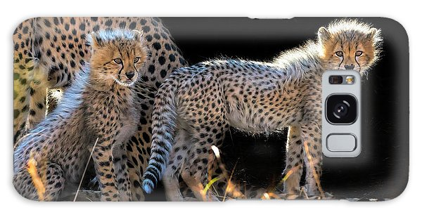 Baby Cheetahs Galaxy S8 Case