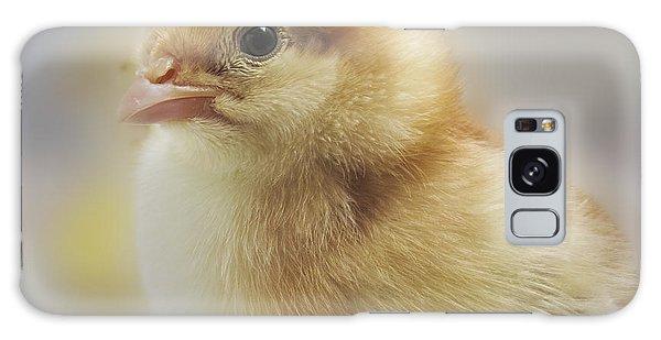 Baby Chicken Galaxy Case