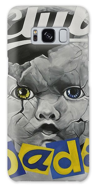 Baby Dada Galaxy Case by Steve Hunter