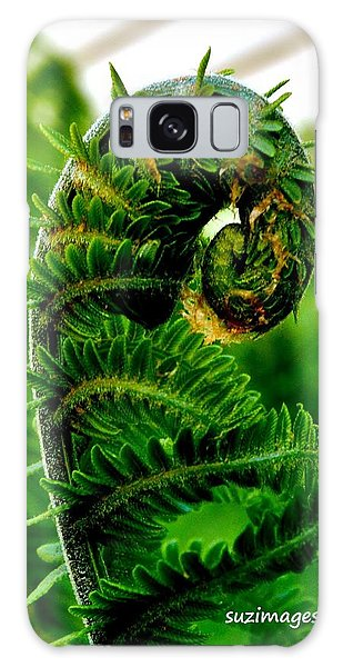 Baby Fern Galaxy Case