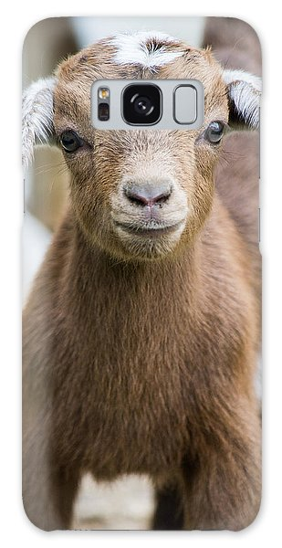 Baby Goat Galaxy Case by Shelby  Young