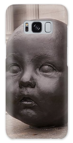 Baby Head Galaxy Case