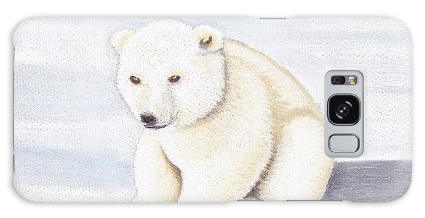 Baby Polar Bear Galaxy Case