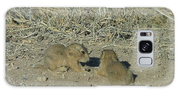 Baby Prairie Dog Galaxy Case