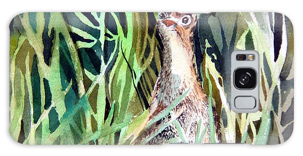 Baby Wild Turkey Galaxy Case by Mindy Newman