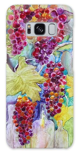 Bacchus Galaxy Case by Nancy Jolley