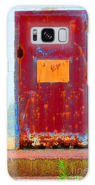 Back Door Galaxy Case