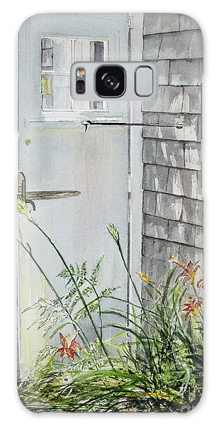 Back Door Nantucket Galaxy Case