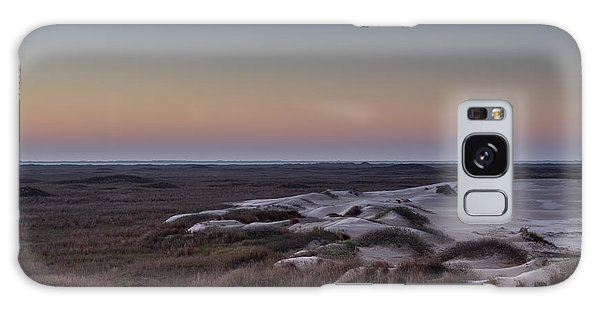 Padre Island National Seashore Galaxy S8 Case - Back Of The Beach by JL Griffis