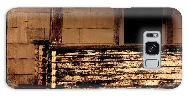 Back Porch Galaxy Case