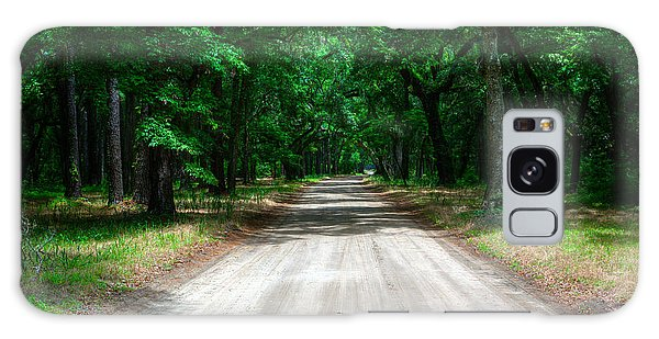Back Roads Of South Carolina Galaxy Case