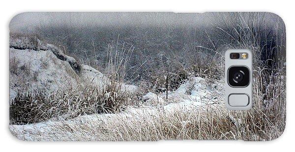 Back Woods Winter Galaxy Case