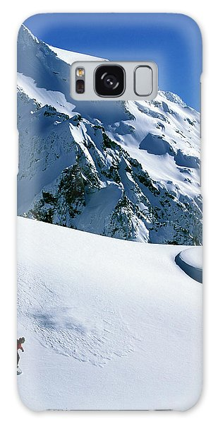 It Professional Galaxy Case - Backcountry Snowboarding Near Mt by Corey Rich
