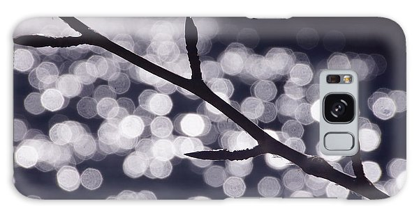 Backlit Branch Galaxy Case