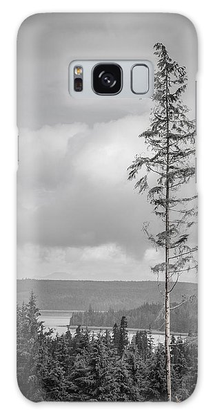 Tall Tree View Galaxy Case