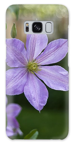 Backyard Clematis Galaxy Case