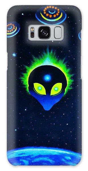 Bad Alien Galaxy Case