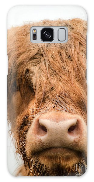 Bad Hair Day Galaxy Case by Linsey Williams