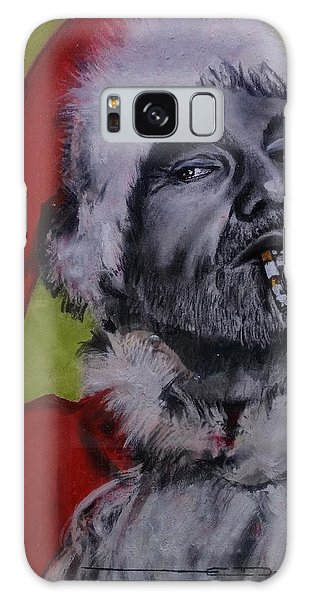 Bad Santa Galaxy Case by Eric Dee