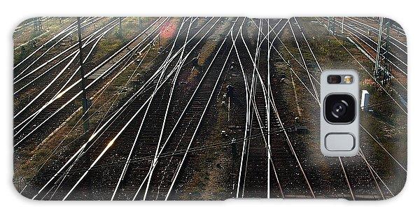 Bahnhof Cottbus Galaxy Case