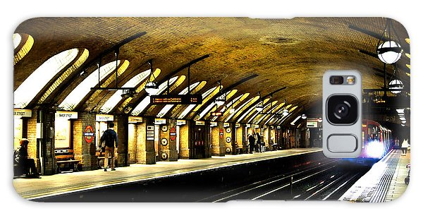 Baker Street London Underground Galaxy Case
