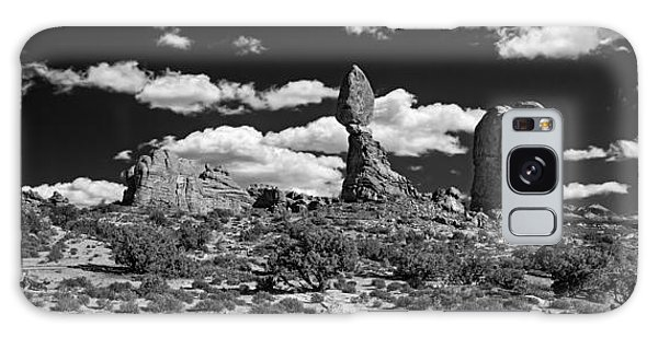 Balanced Rock Galaxy Case by Larry Carr