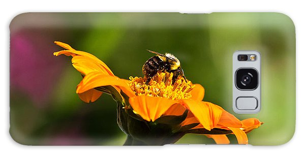 Balancing Bumblebee Galaxy Case