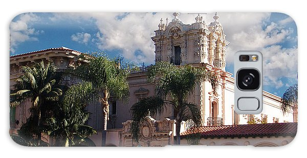 Balboa Park - Casa De Balboa Galaxy Case by Glenn McCarthy Art and Photography