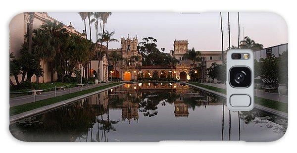 Balboa Park Reflection Pool Galaxy Case