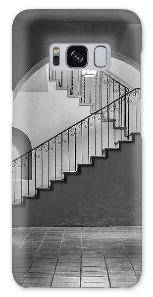 Balboa Park Stairs Galaxy Case