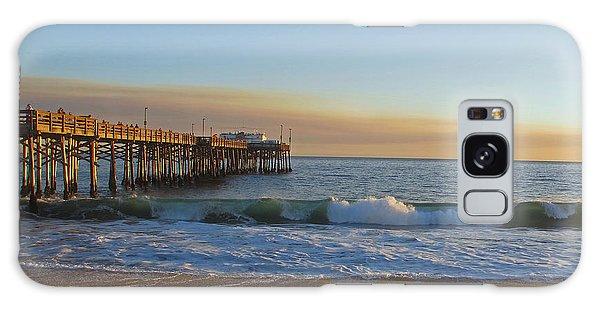 Balboa Pier Galaxy Case