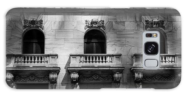 Balconies At Nyse  Galaxy Case