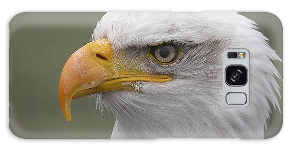 Bald Eagle Galaxy Case by Brian Chase