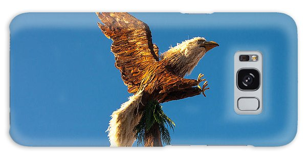Bald Eagle Horizontal Galaxy Case