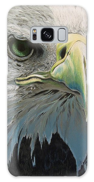 Sold Bald Eagle Galaxy Case