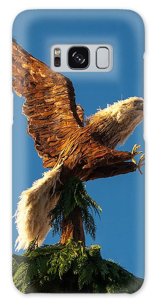 Bald Eagle  Vertical Galaxy Case